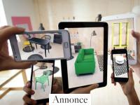 Design dit hjem gennem mobilen