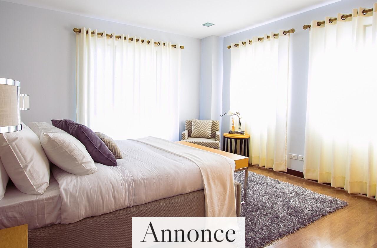 Pift dit hjem op med nye gardiner