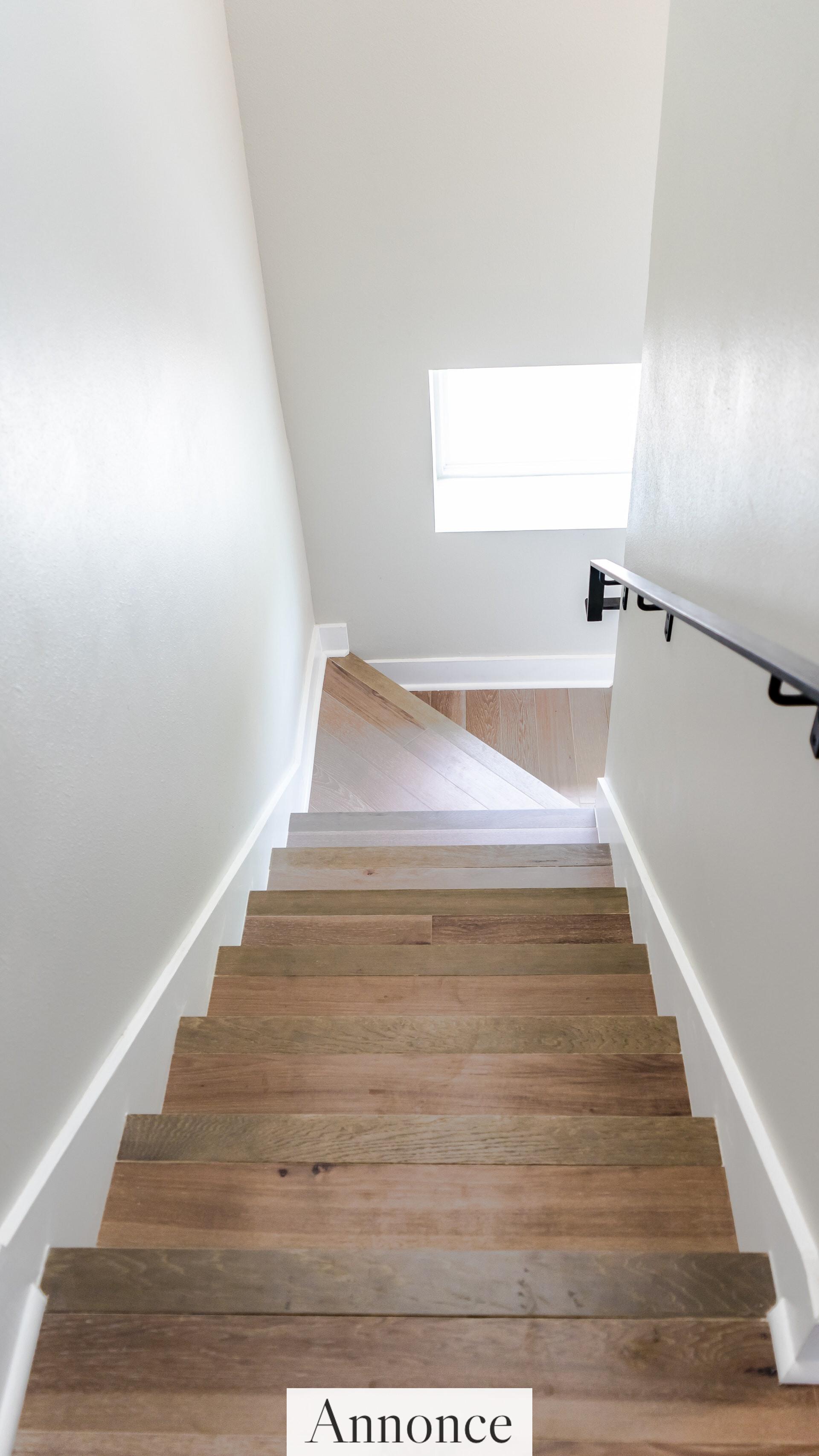 Vælg den rigtige trappe